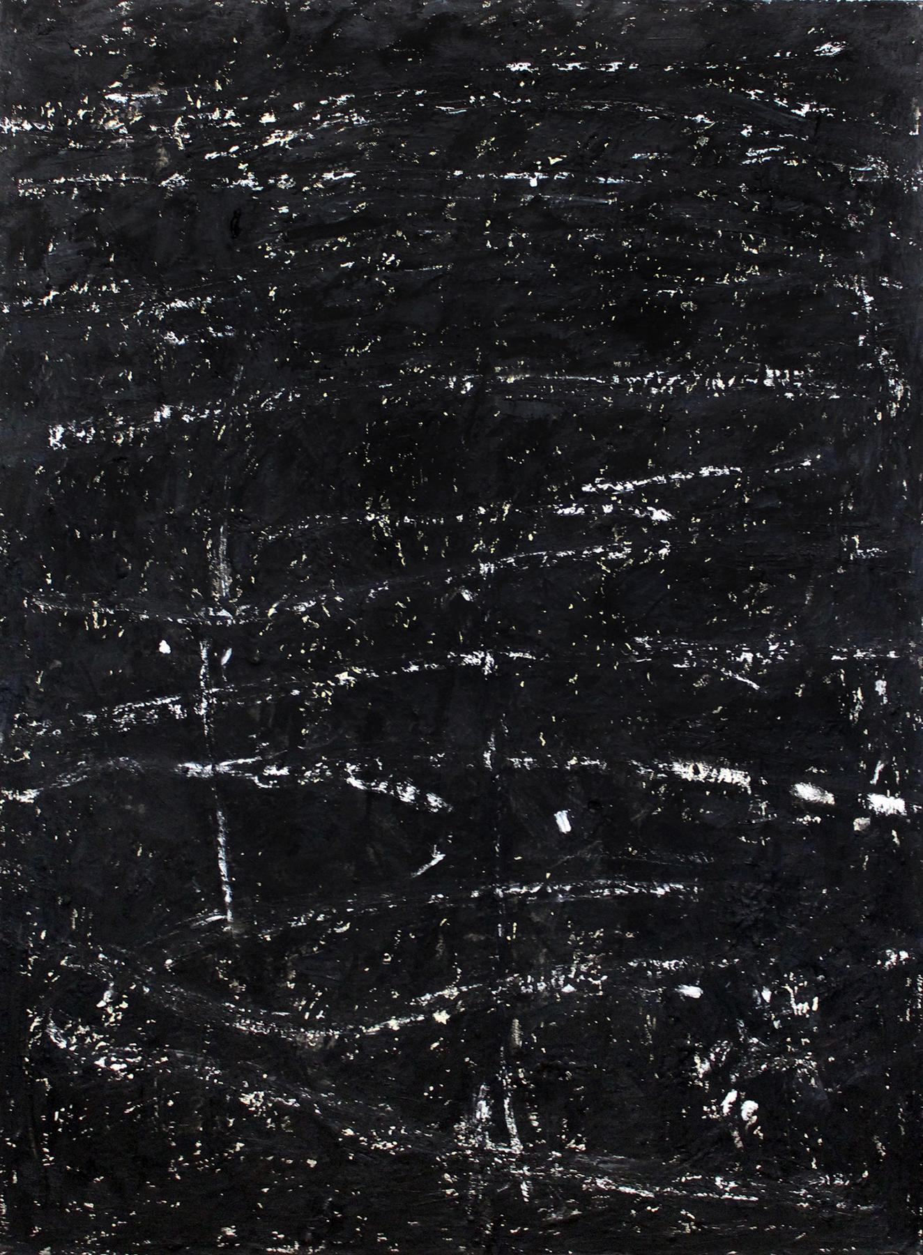 "JOSEPH HART   Grace Notes II , 2015, oil on canvas, 40"" x 30"""