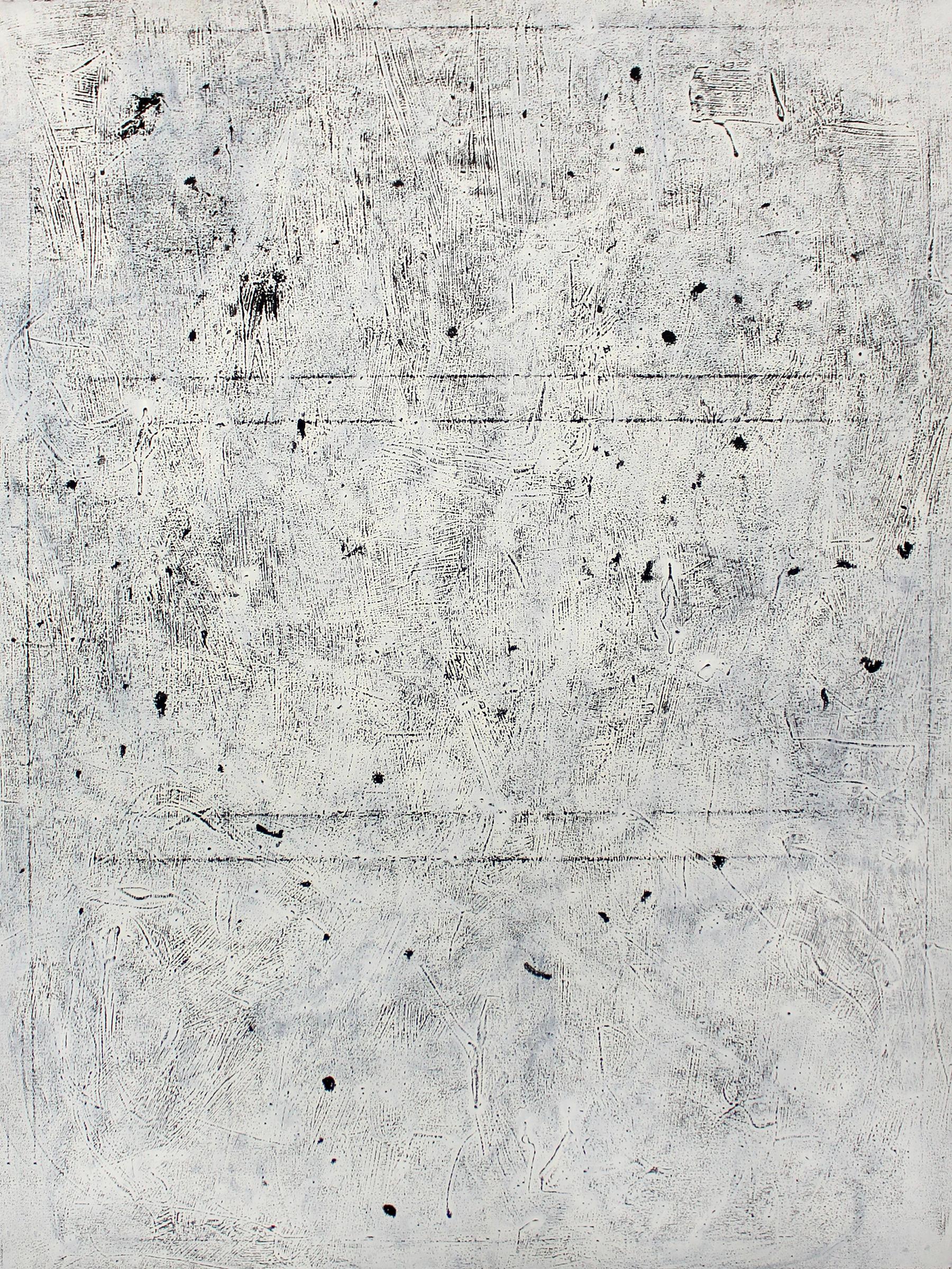 """JOSEPH HART   Pluto , 2016, oil on canvas, 72"""" x 52"""""""