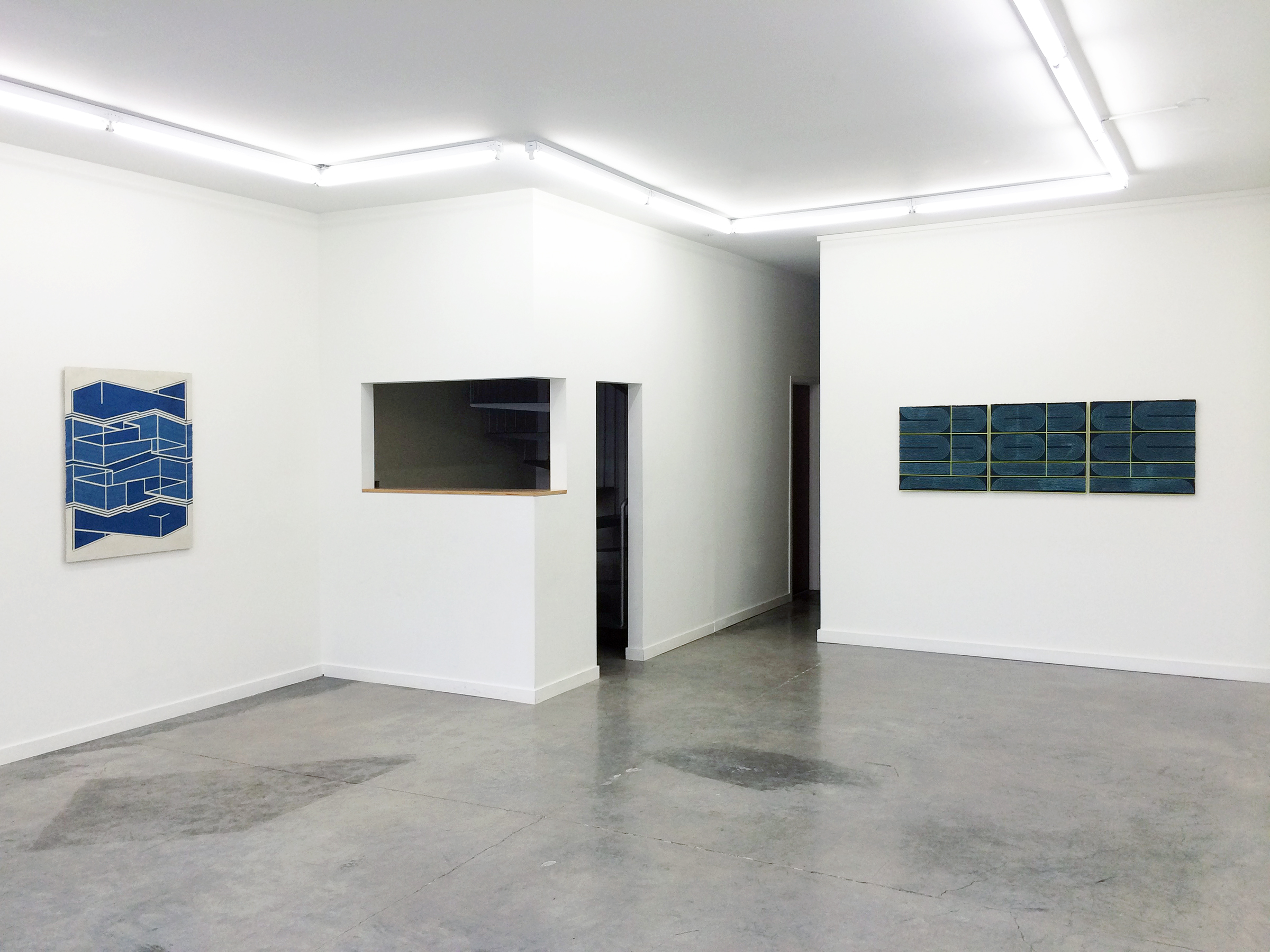 ELISE FERGUSON   CITRON , Installation