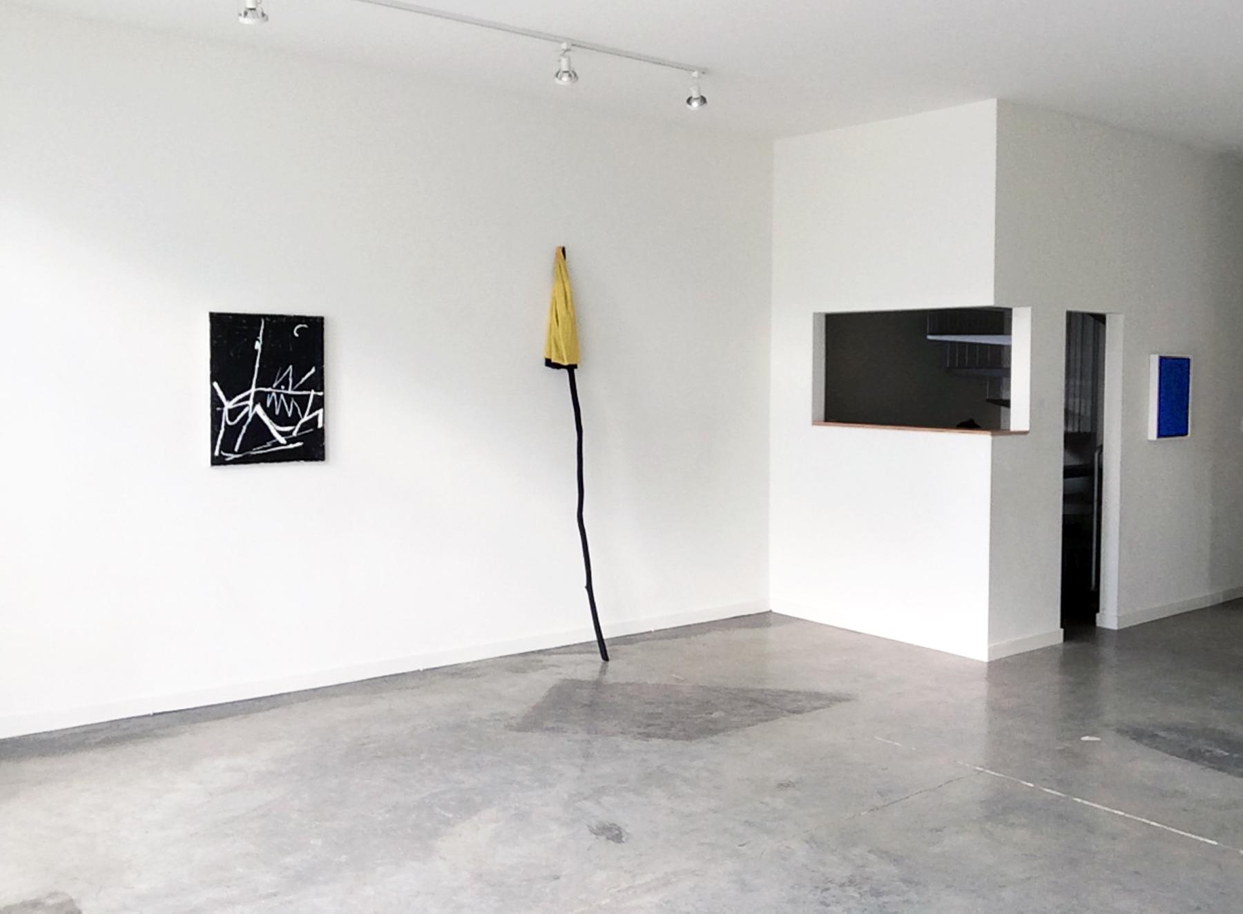 JOSEPH HART   EXCAVATOR , installation