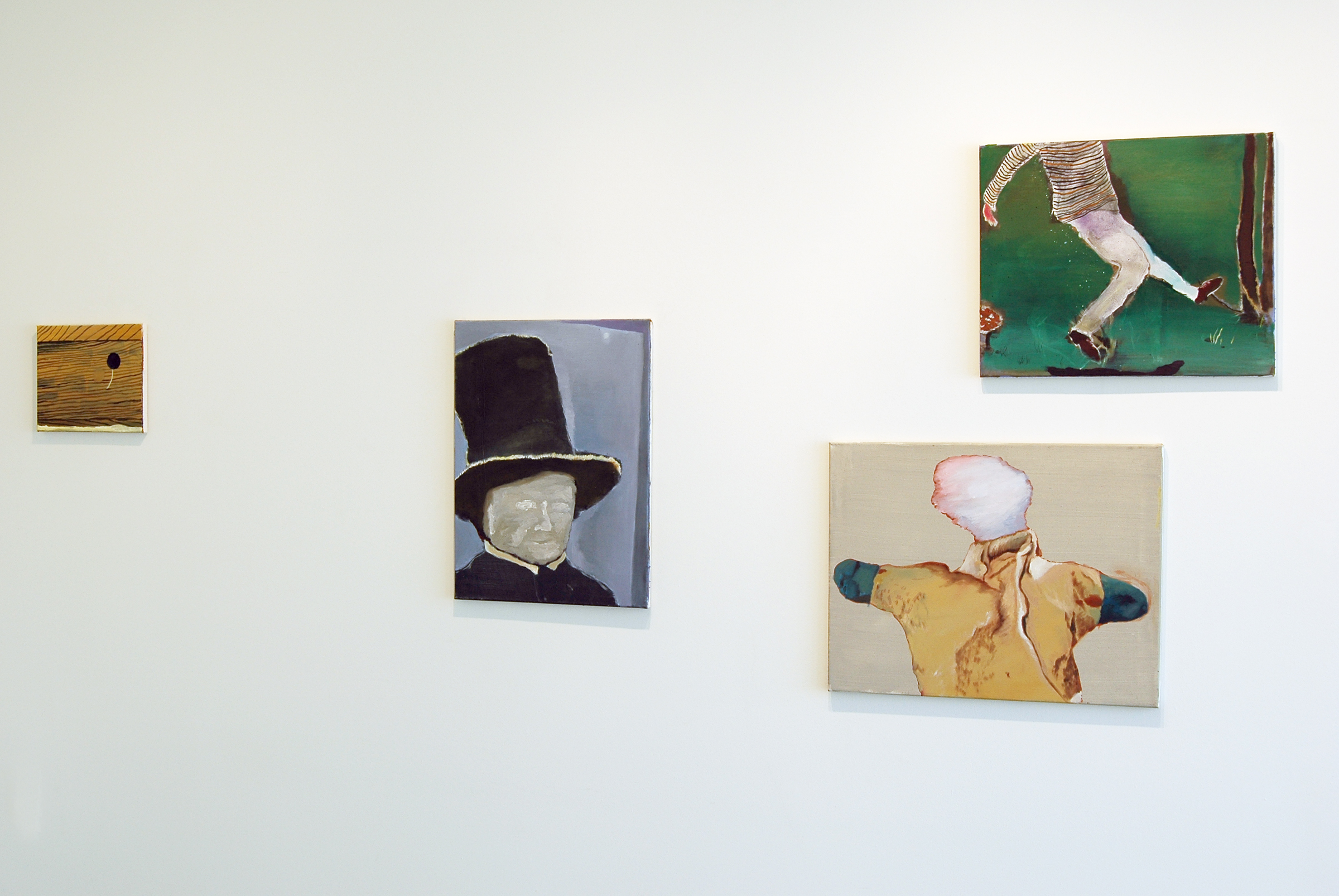 CHRISTOPH ROßNER   the hat, that never existed , Installation