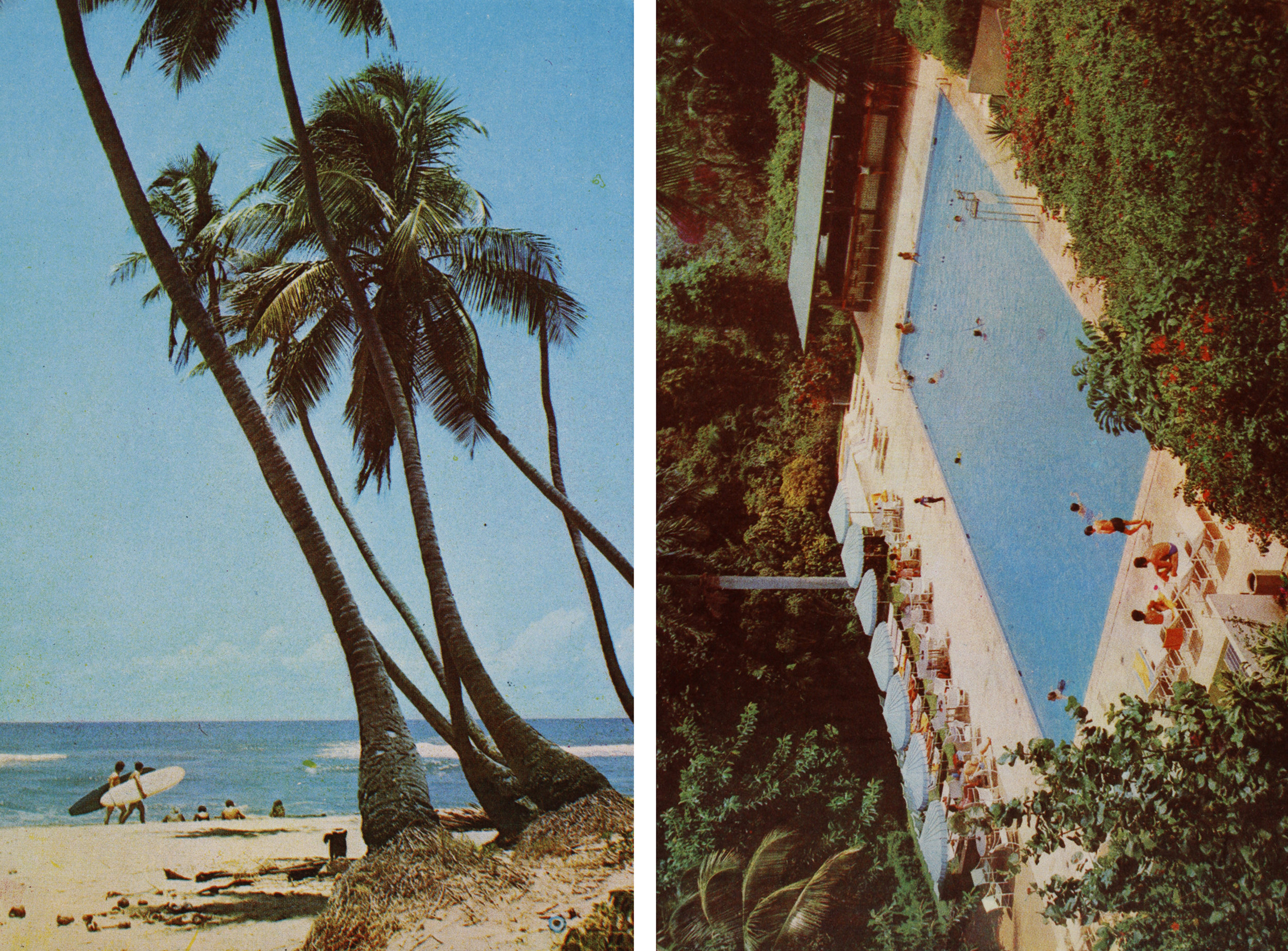 "PABLO GUARDIOLA   Salitre  [diptych], c-prints, 15"" x 10"" each, edition of 3 + 2AP, 2011"