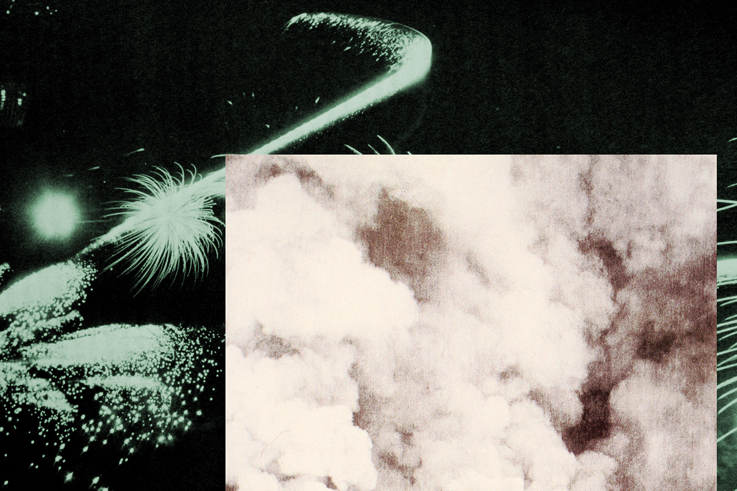 "PABLO GUARDIOLA   Missed Fireworks 2 , 2013, digital c-print, edition of 3 + 2AP, 28"" x 42"""