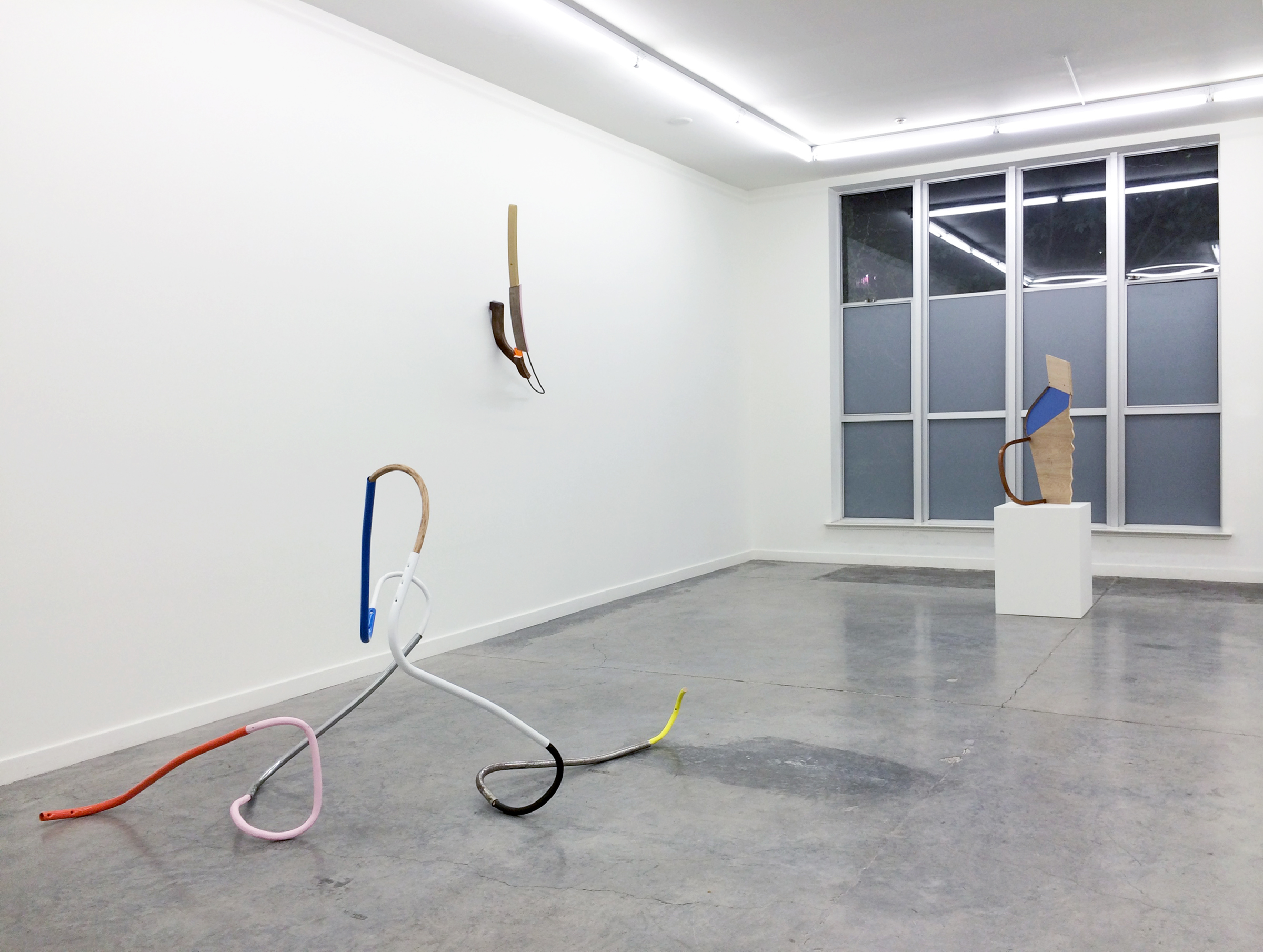KIRK STOLLER   Go Ahead And Pass Go , Installation