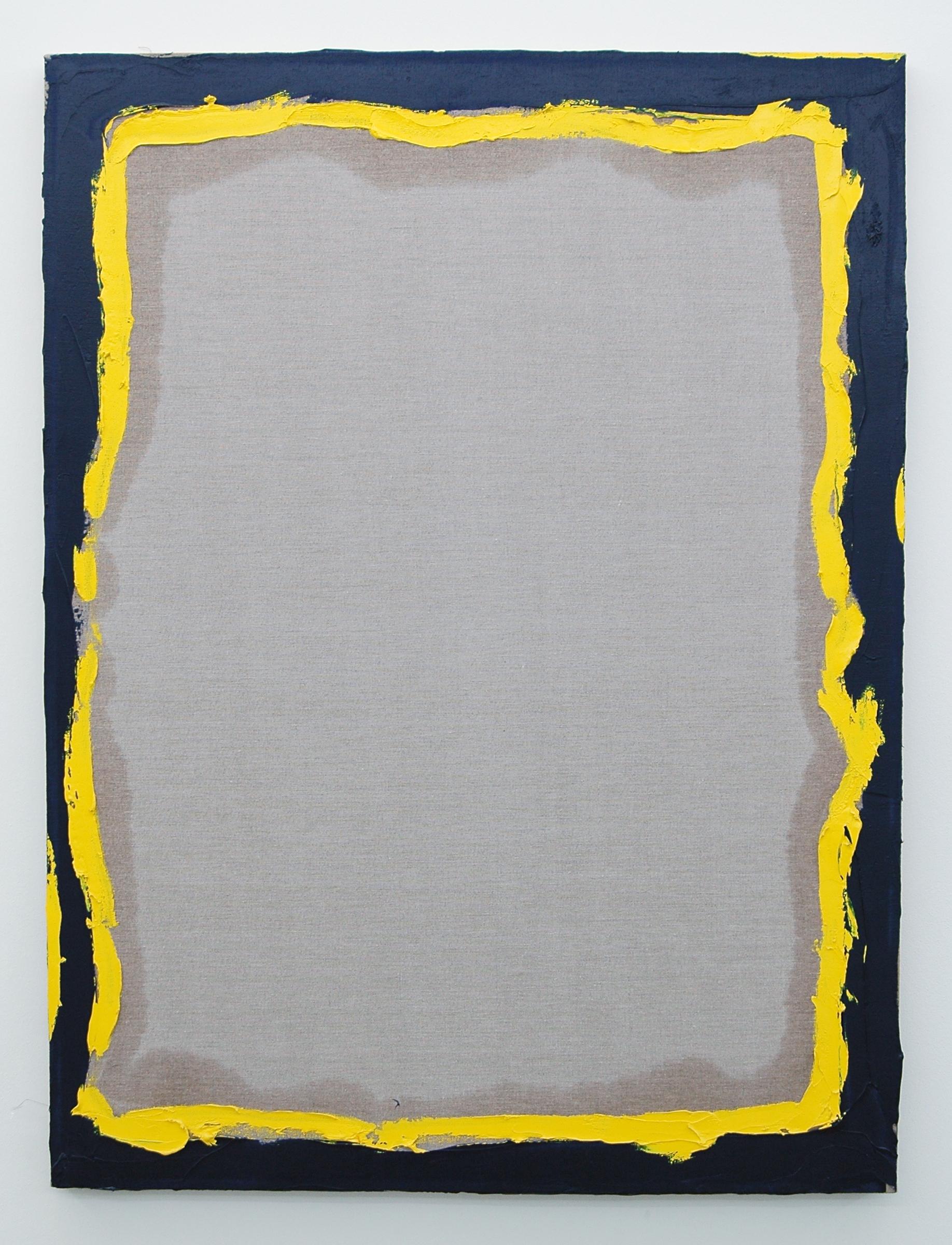 "/SLASH/  Peter Kirkeby, Untitled, oil and rabbit skin glue on linen, 40"" x 30"", 2013"