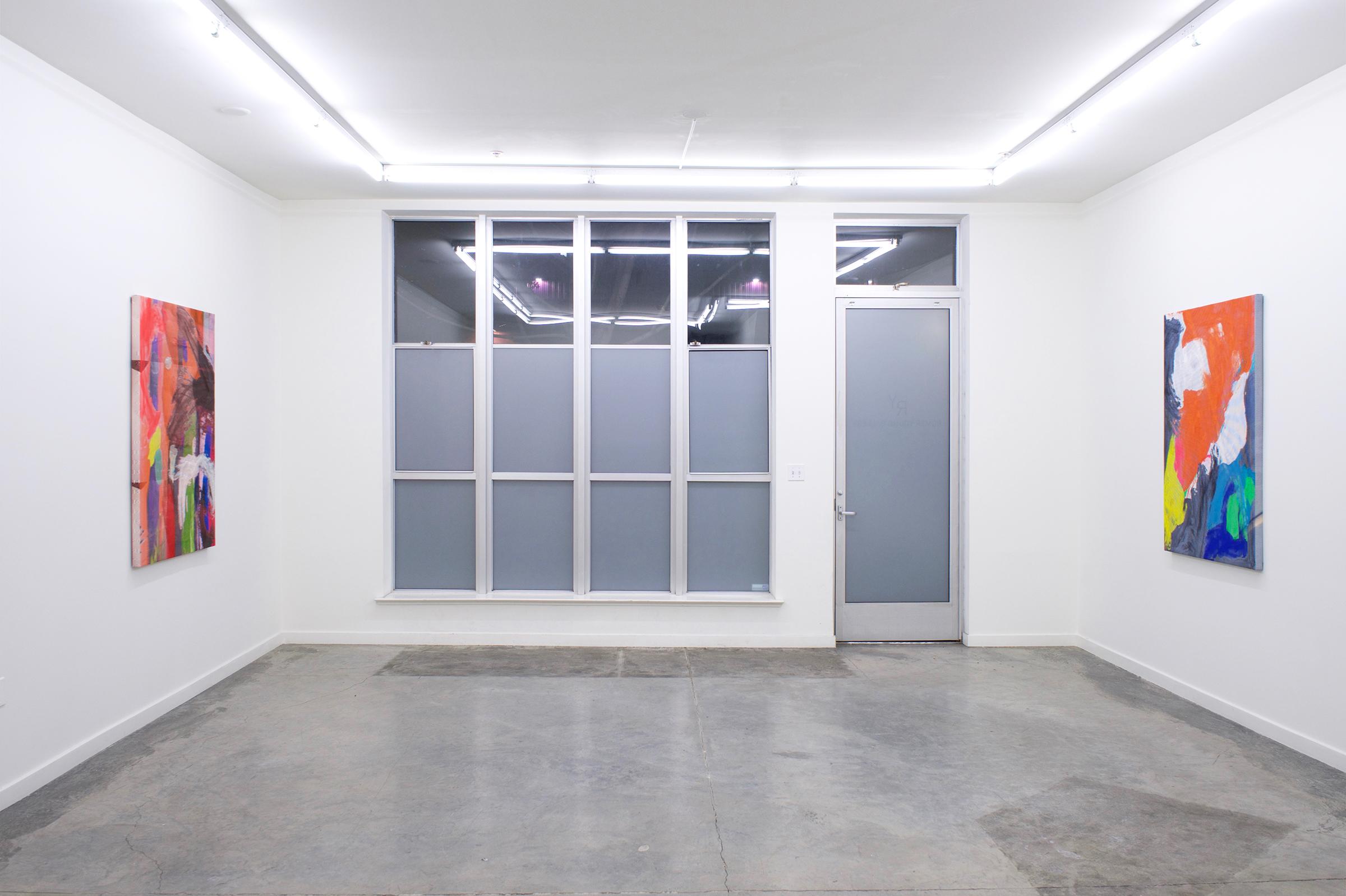 EVAN NESBIT   Perishable Gestures , installation image