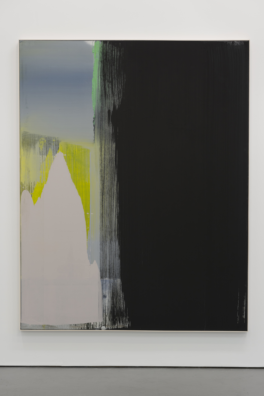 """JEAN-FRANÇOIS LAUDA  Untitled 42, 2016, acrylique sur toile, 76 x 60"""""""