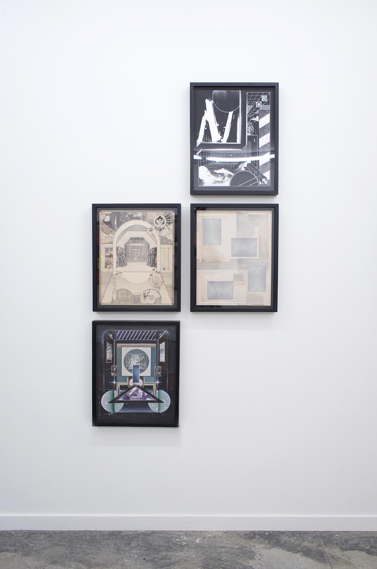 Gwenaël Rattke,  The Human Error , installation
