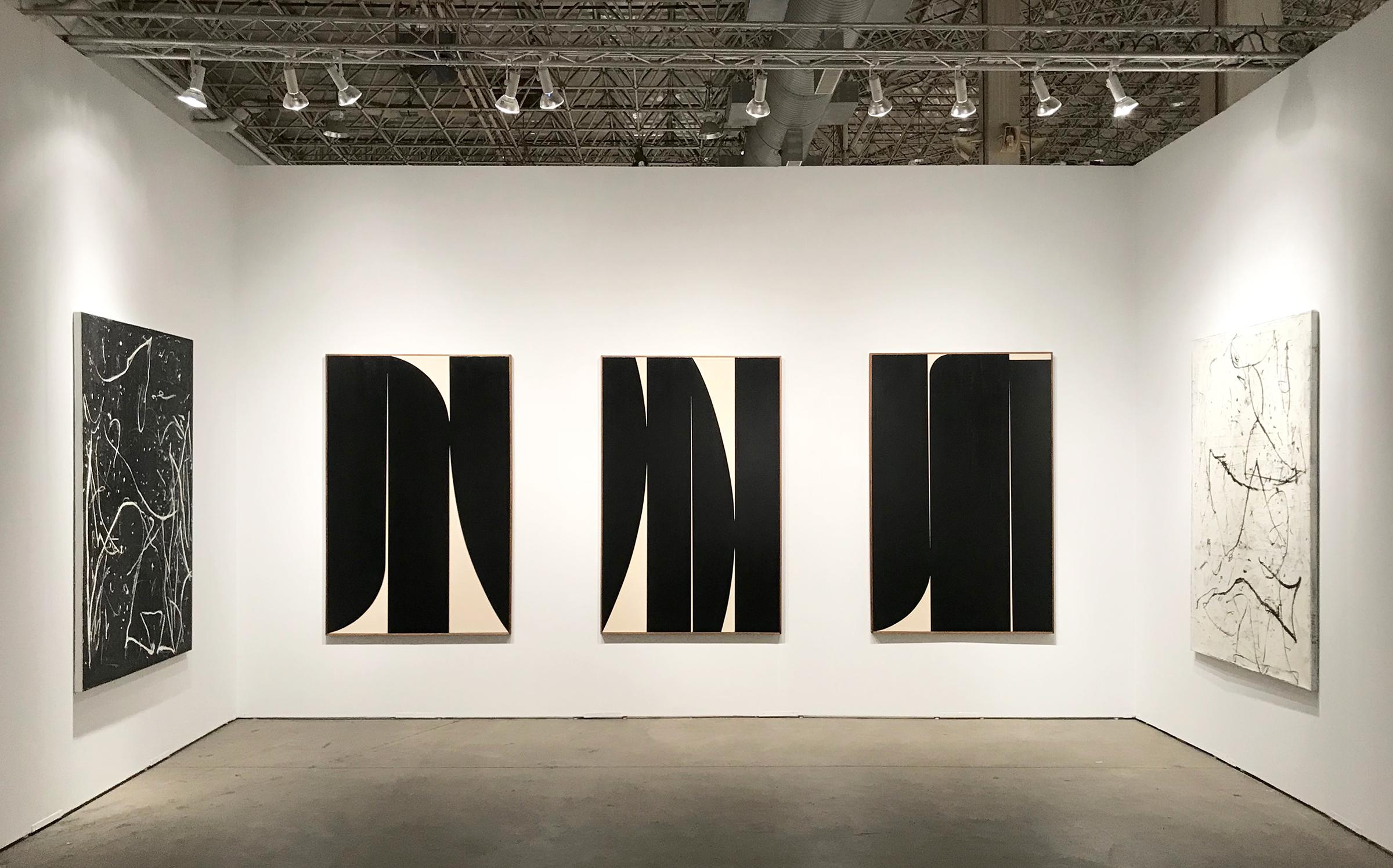 EXPO Chicago Featuring: Johnny Abrahams & Joseph Hart, installation