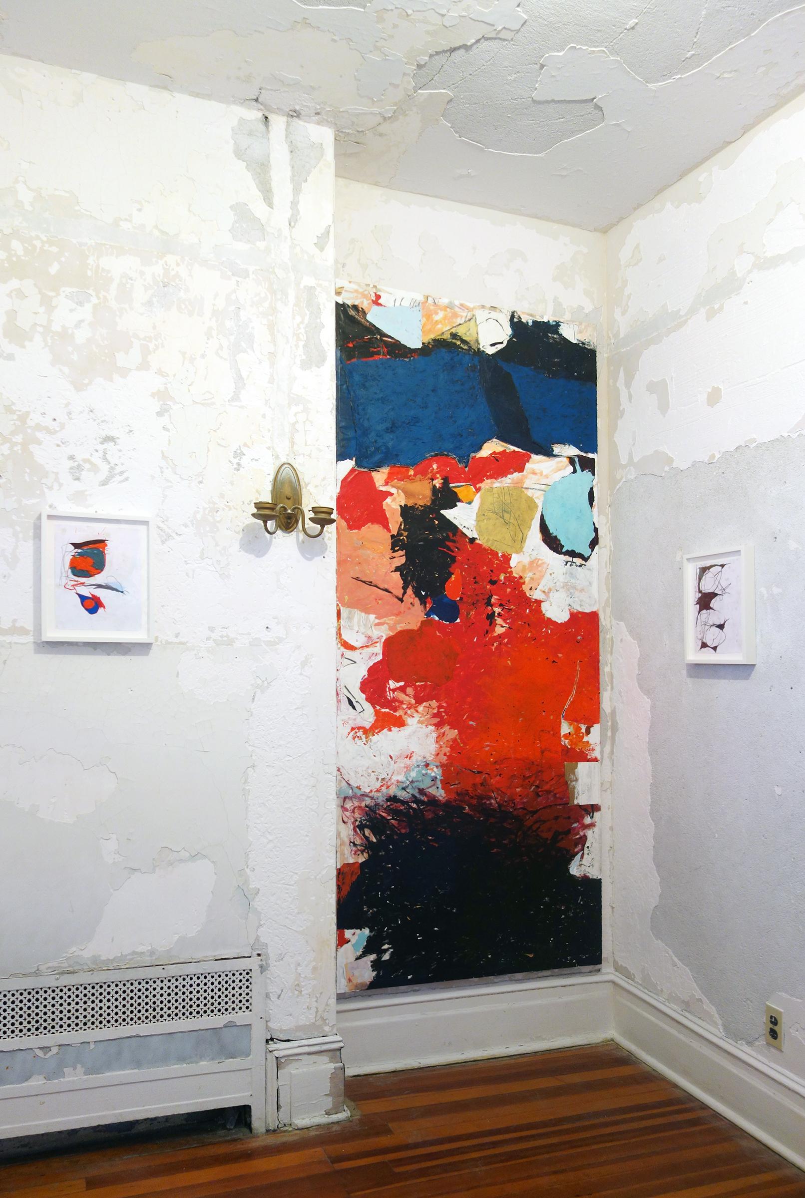 JOSEPH HART NADA House installation