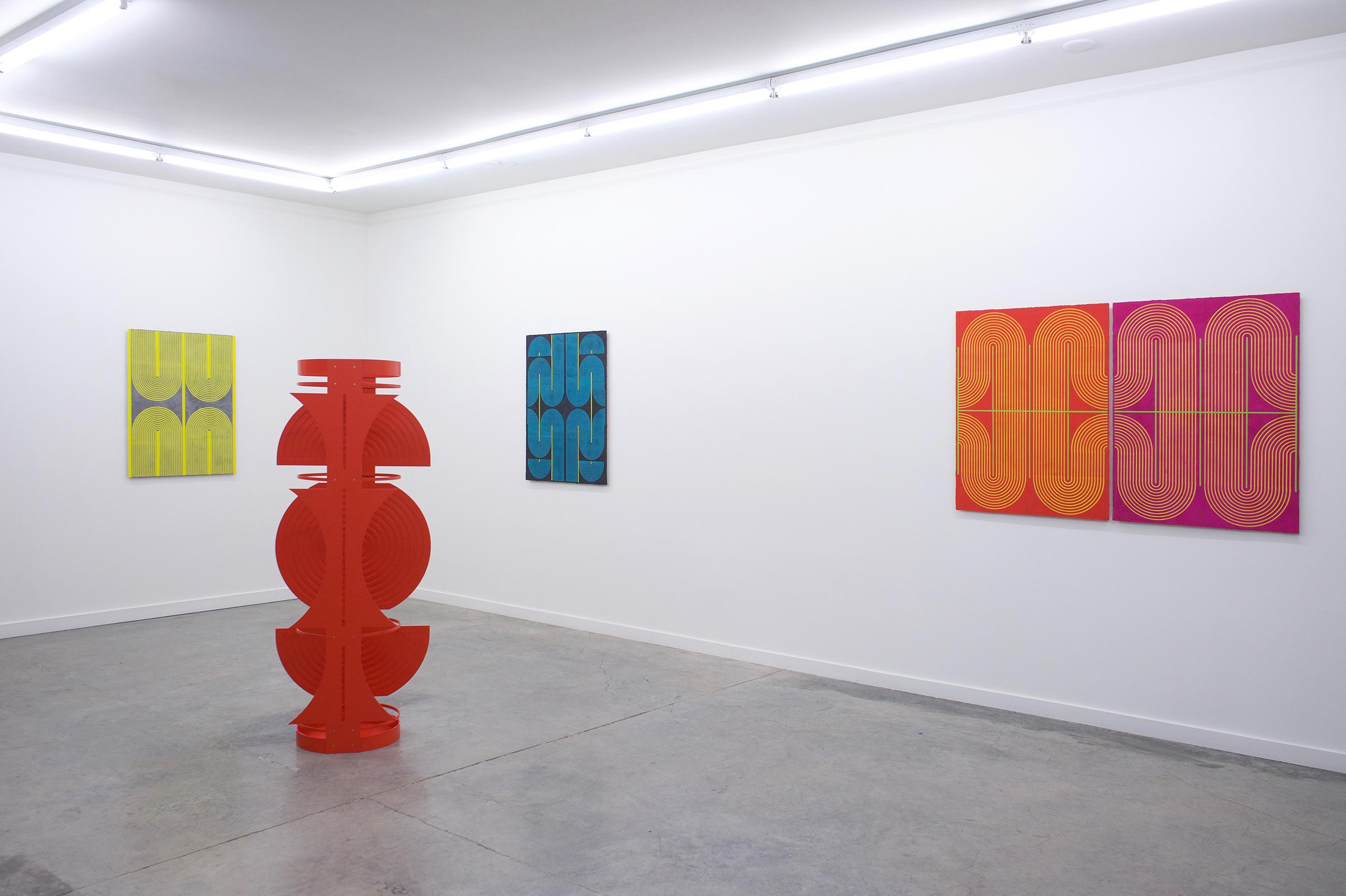 ELISE FERGUSON  June Room , installation