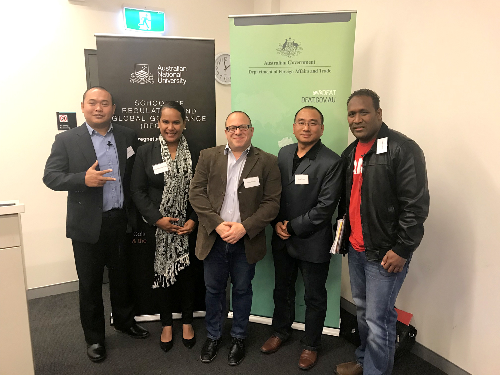 Law & Justice Community of Practice Annual Workshop - 23 November 2018