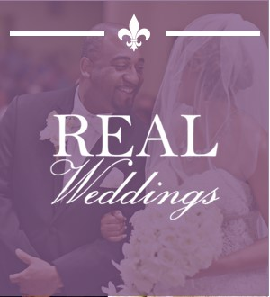 REAL WEDDINGS