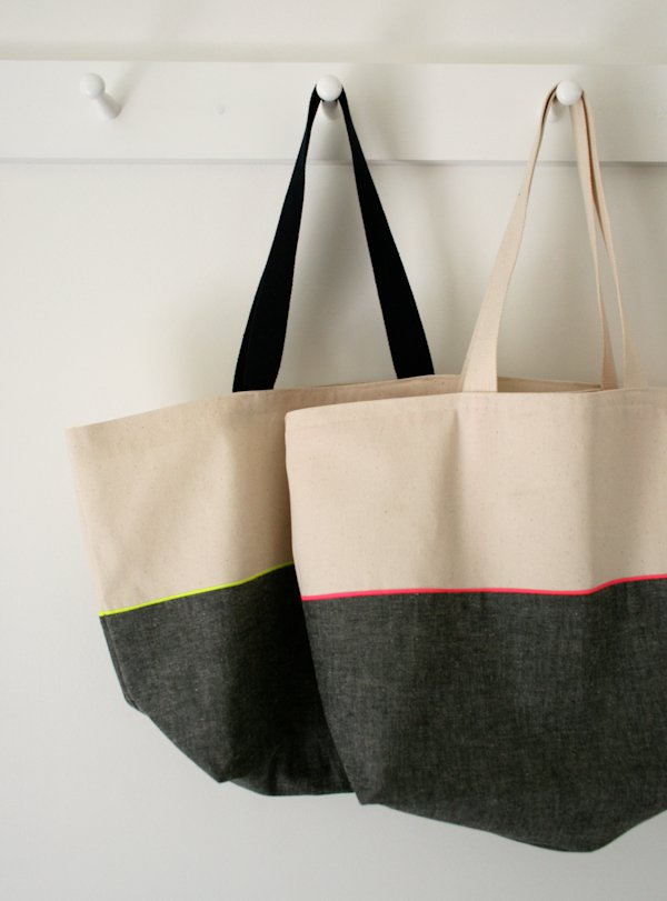 Everyday Tote for Purl Soho 2013