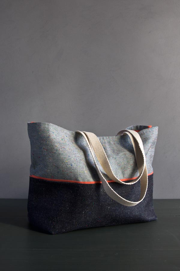 Everyday Tote for Purl Soho 2015