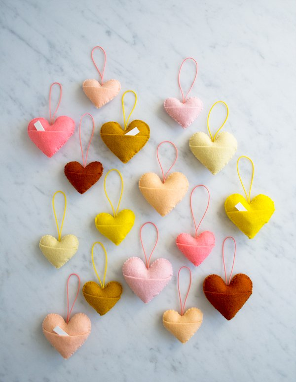 Sweetheart Charms for Purl Soho 2014