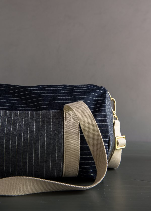 Weekender Duffle for Purl Soho 2016