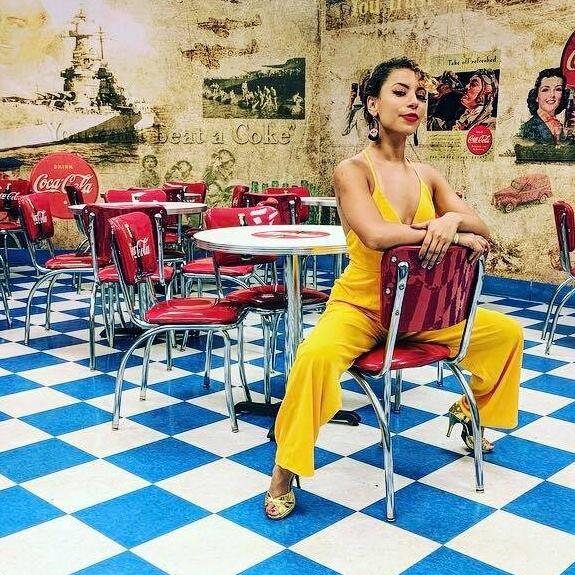 Sasha Lara -  Dancer