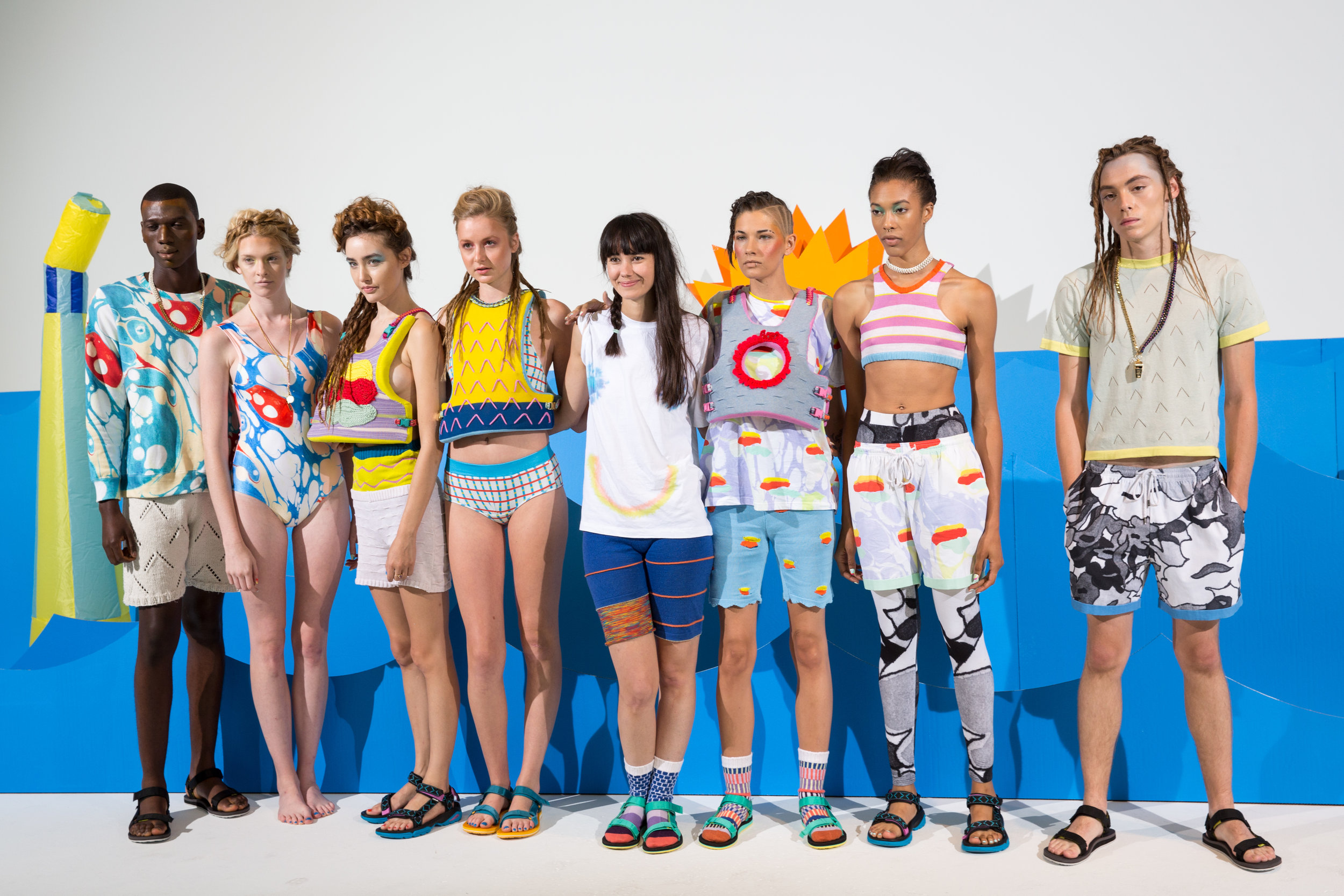 New York Fashion Week | Designer | Degen Photo Credit | Hanna Agar