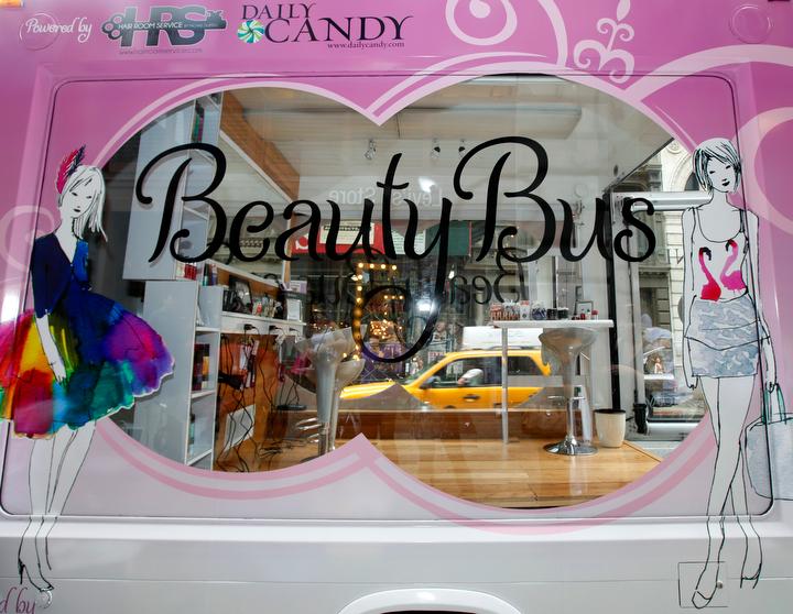 Beauty Bus