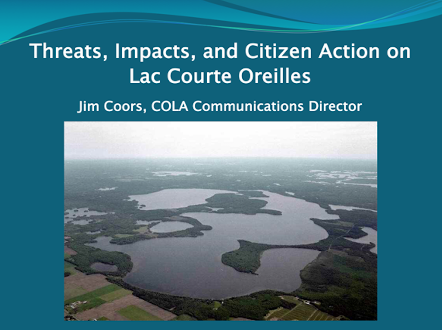 PRESENTATION: THREATS, IMPACTS, ACTION