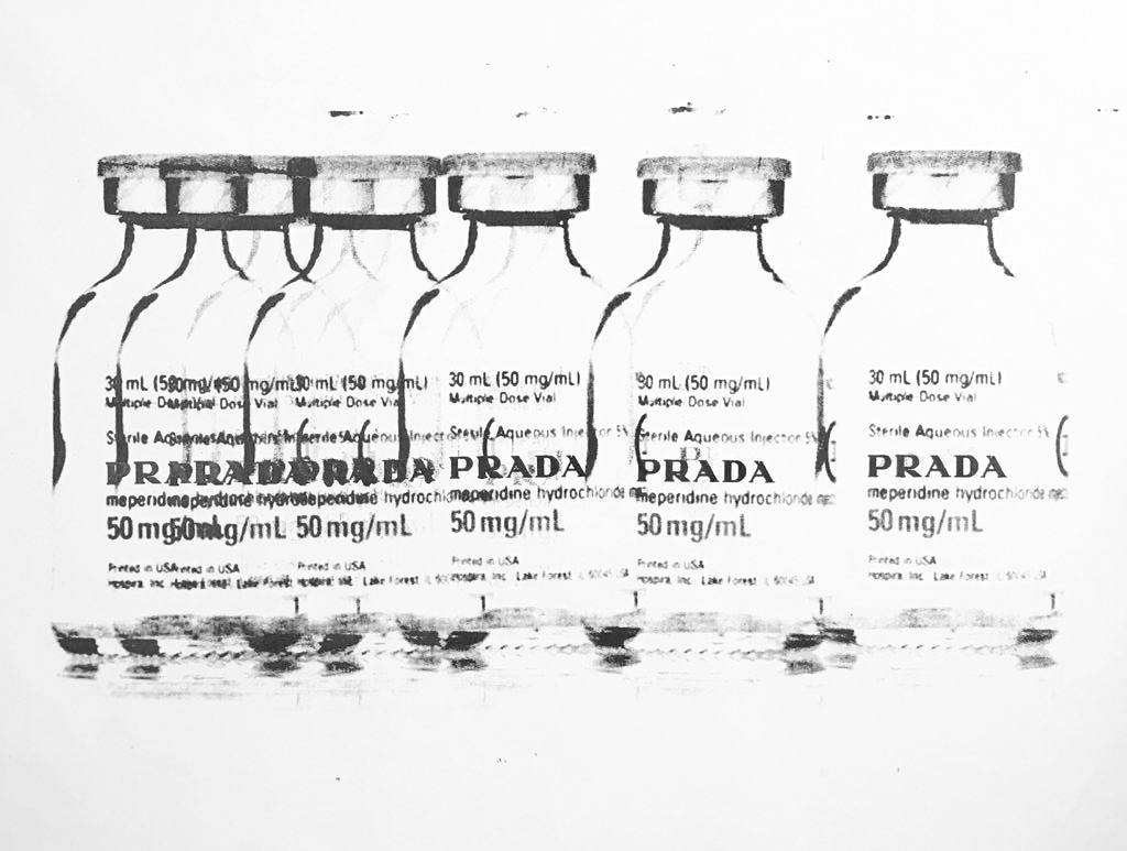 prrrrrrrada 1/1 - 54 x 34, Acrylic on Canvas Jul '17Buyer Inquiry