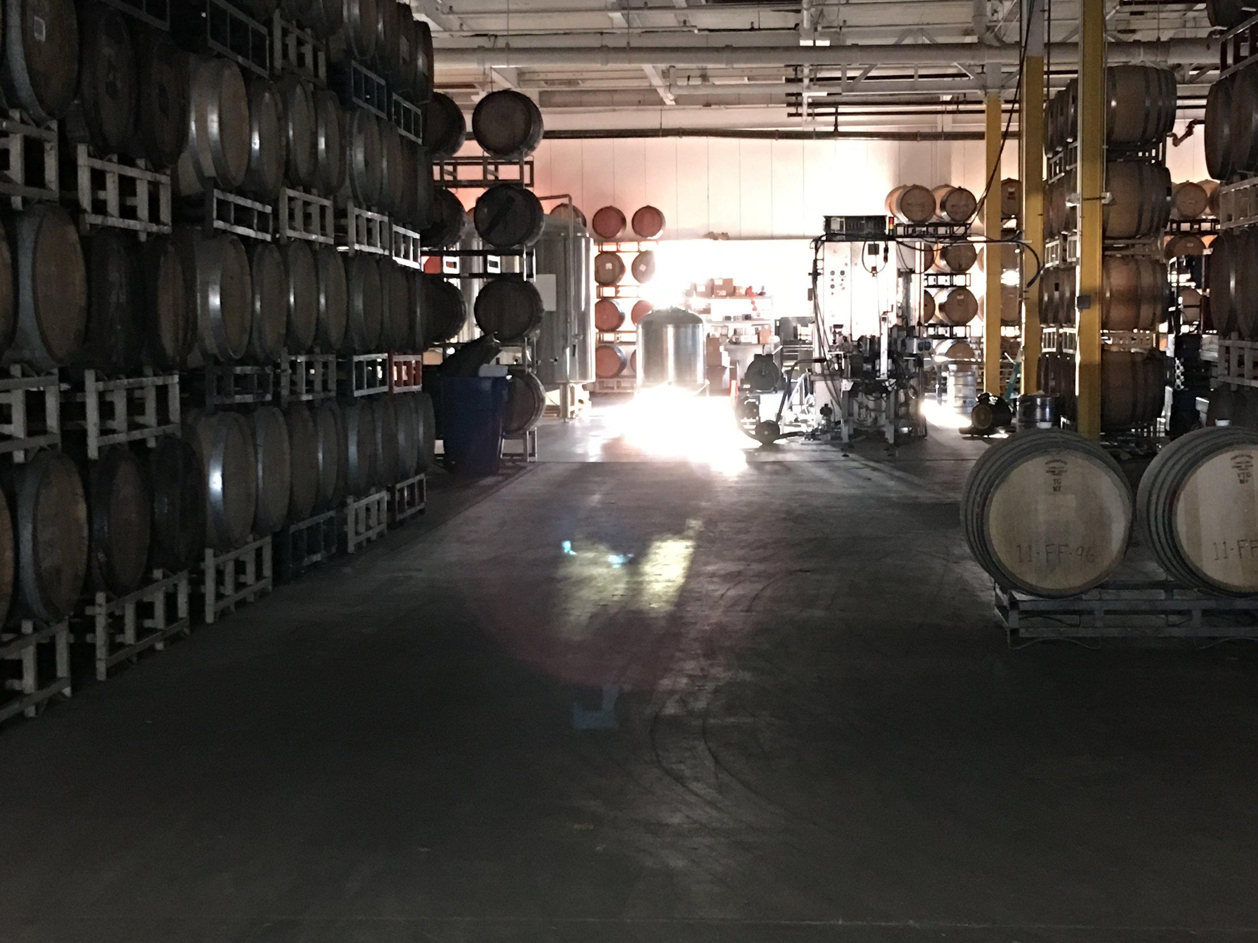 Barrels at Springdale
