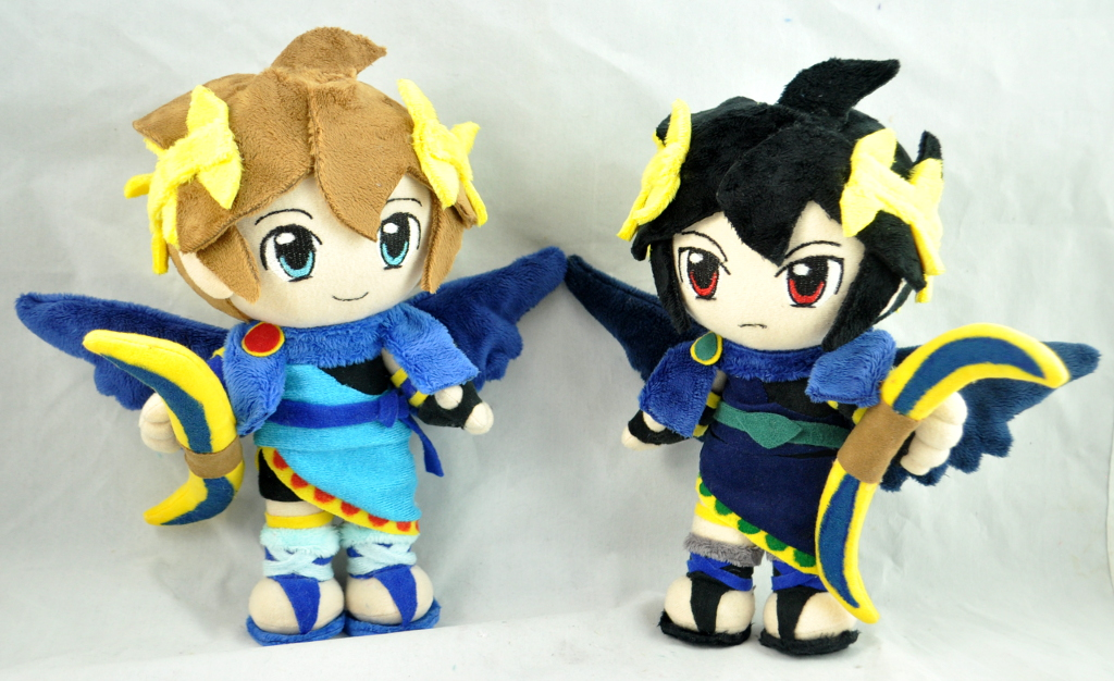Pit & Dark Pit - Kid Icarus / Super Smash Bros