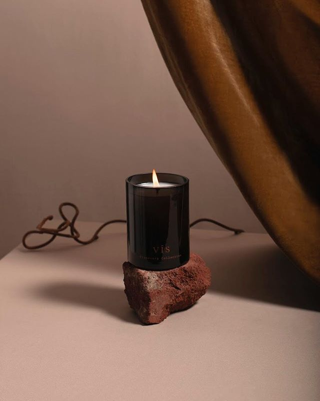 VIS from @vancouvercandleco's new Discovery Collection.