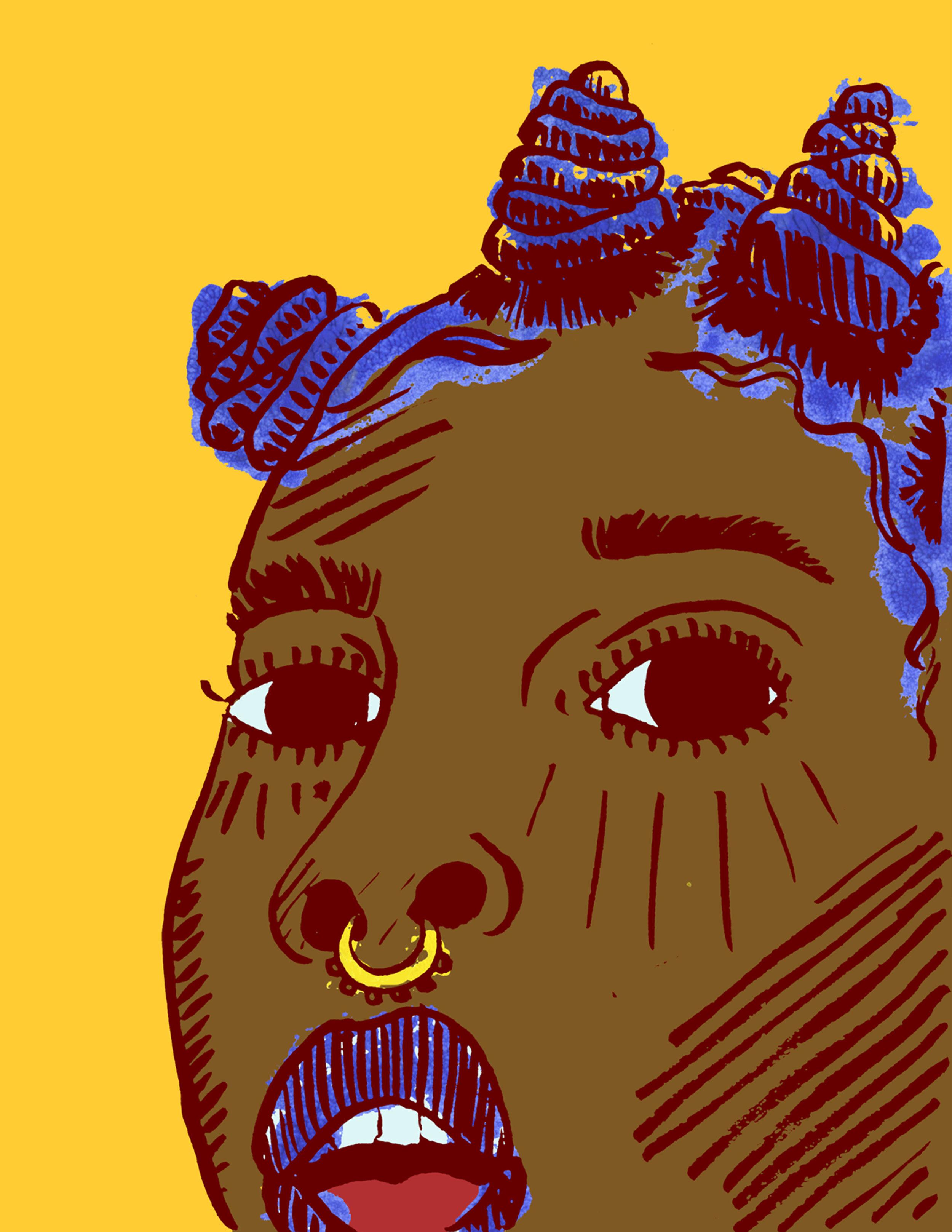Bantu Knots (2015)