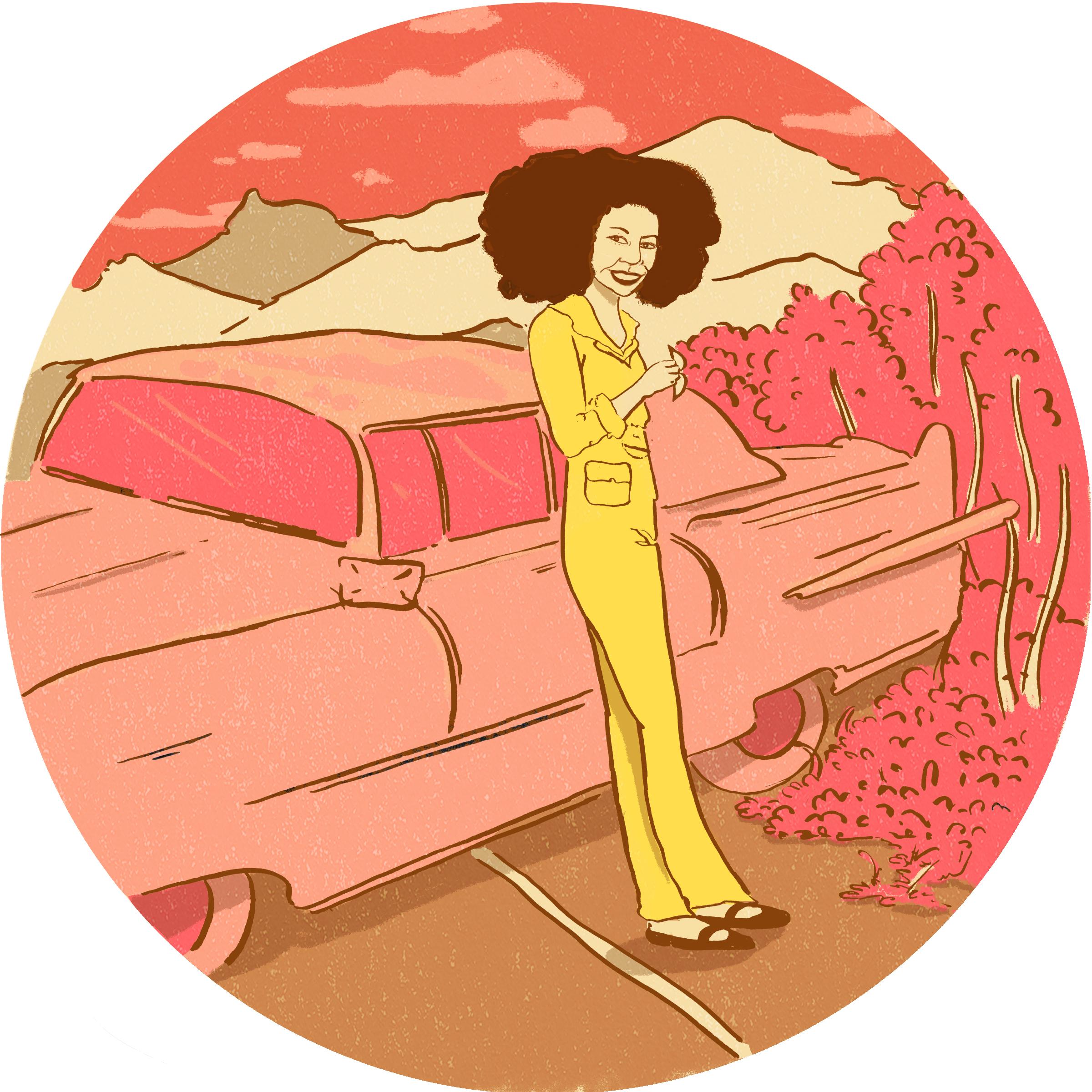 Pink Cadillac (2016)