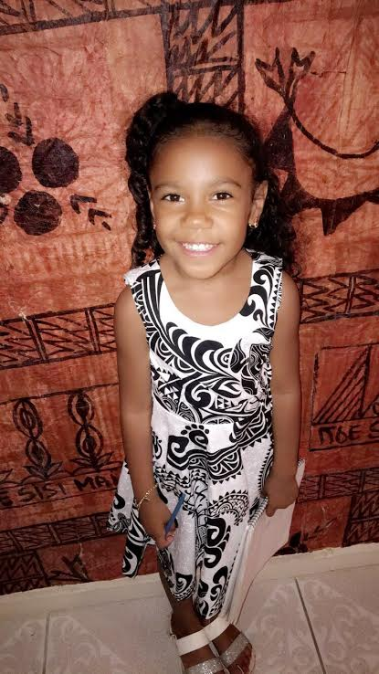 My baby! Pago Pago-American Samoa