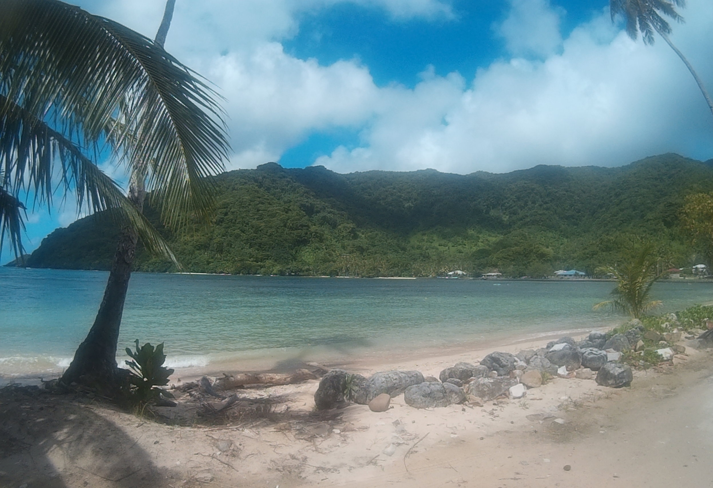 Vatia; American Samoa