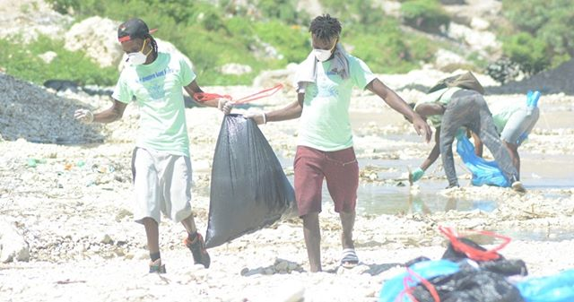 Together anything can be accomplished!   We were able to clean up the river in Montrouis, Haiti. Collection over 90 bags of waste from a single river. This is just the beginning. No matter the adversity you can make a difference in any community.   There is always Hope!   #wastenotime #Community #river #cleanup # #IGI #empower #impact #sustain #haiti #usf #community #love #team #awareness #influencer #ambassador #tampabay #globalissue #giveback #volunteer #abroad #travel #sustainability 