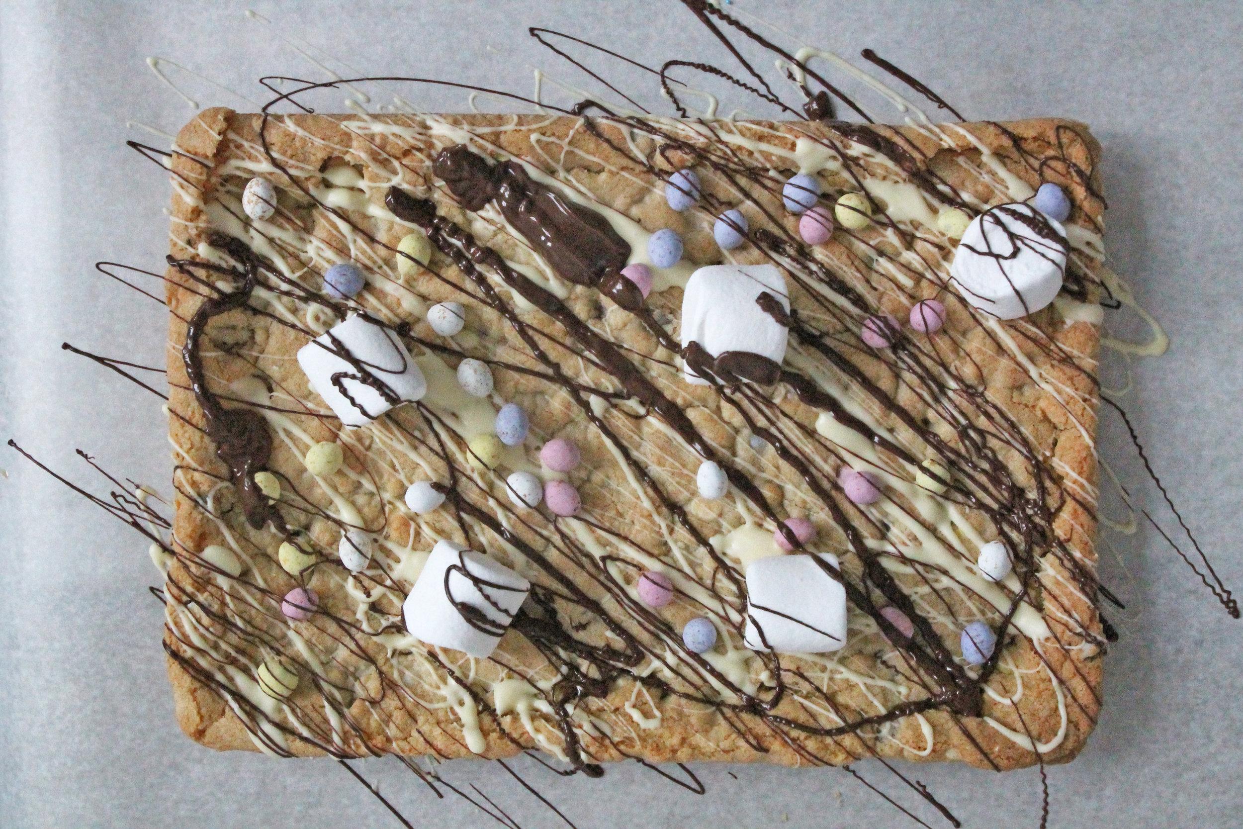 easter seasonal cookies
