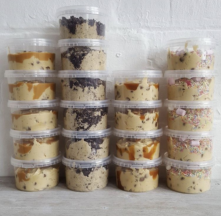RubyLou's Treats delivered to your door. Cookies, Brownies and Cookie Dough.
