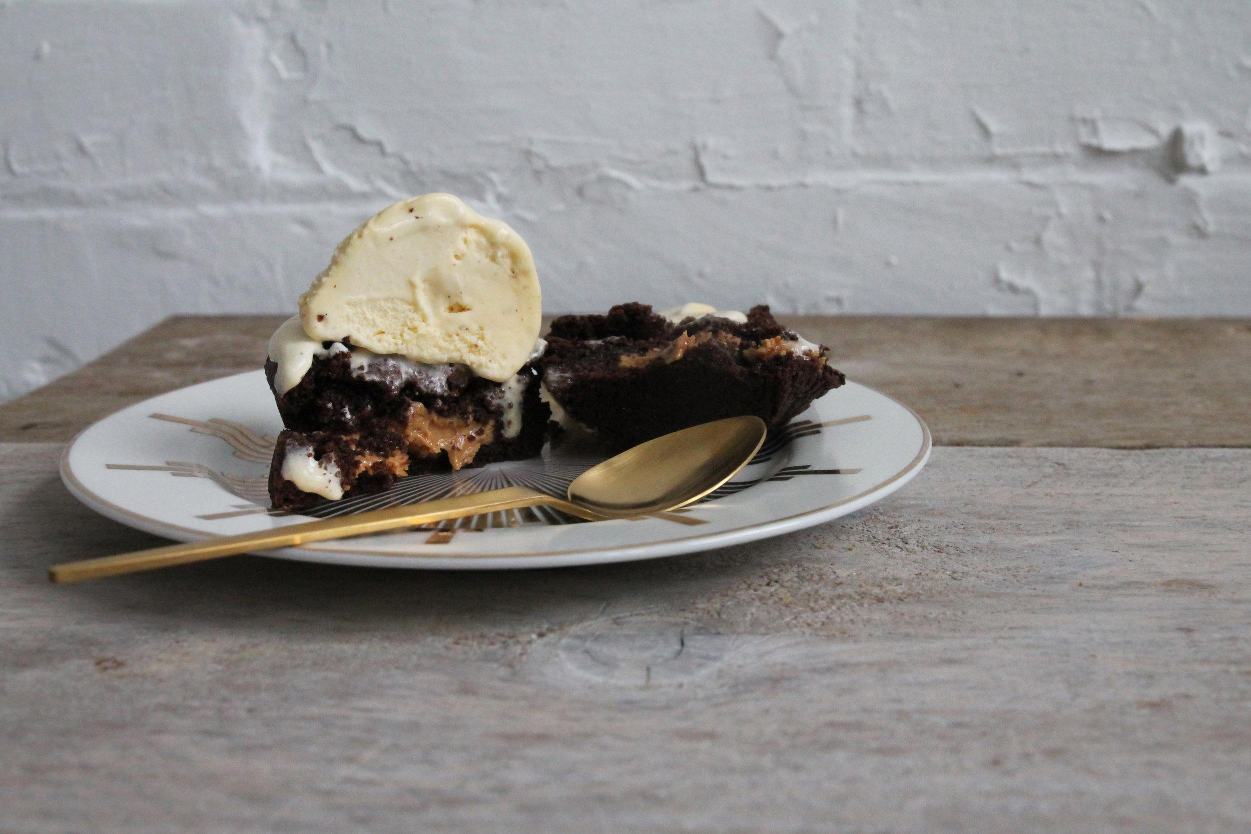Cookie and ice cream dessert ideas