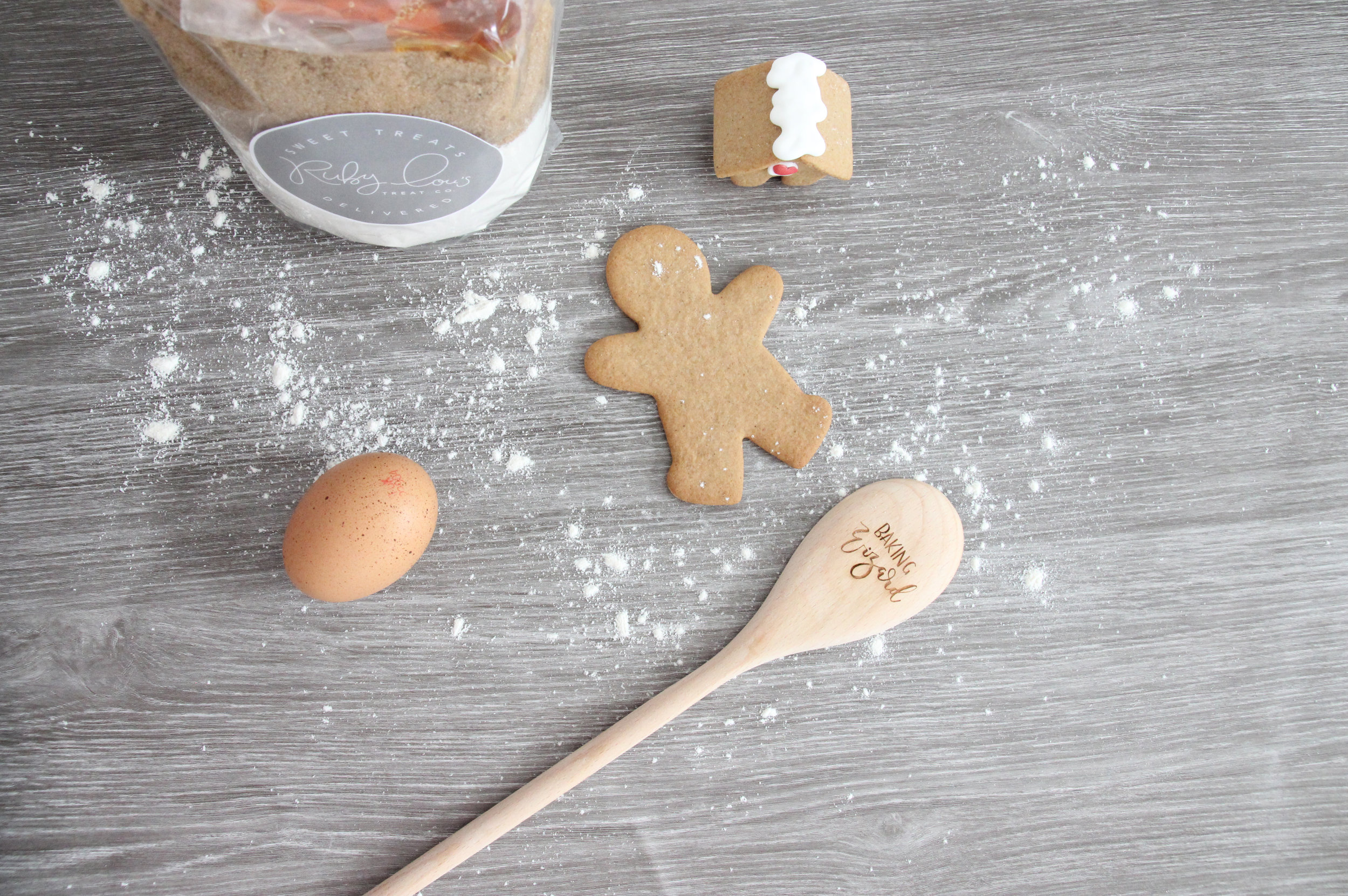 gingerbread recipe for houses
