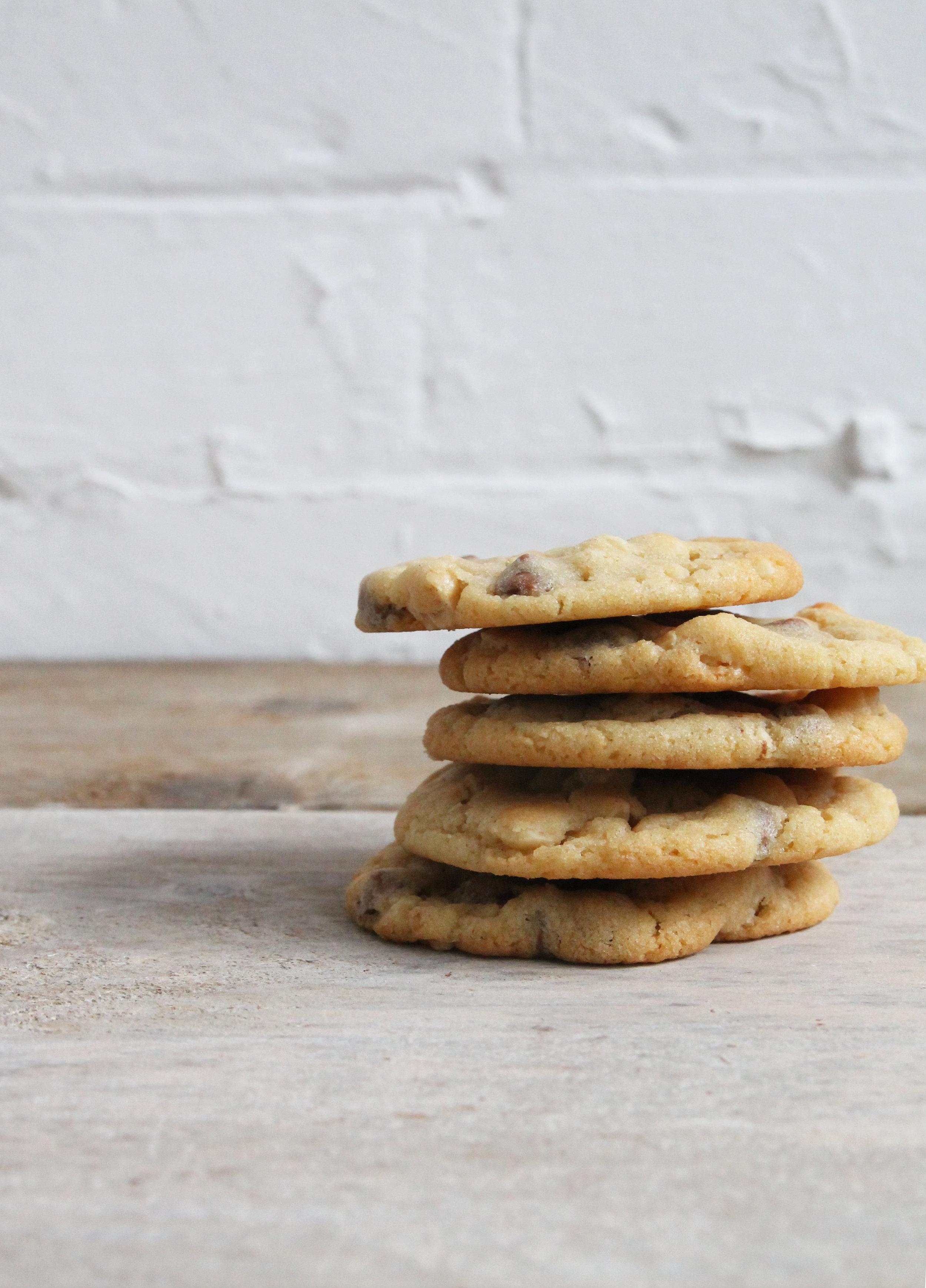 Vegan cookies delivered