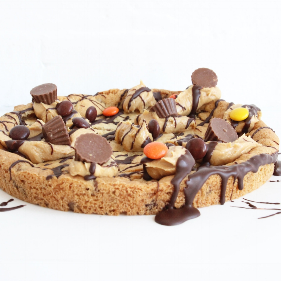COOKIE PIZZAS -