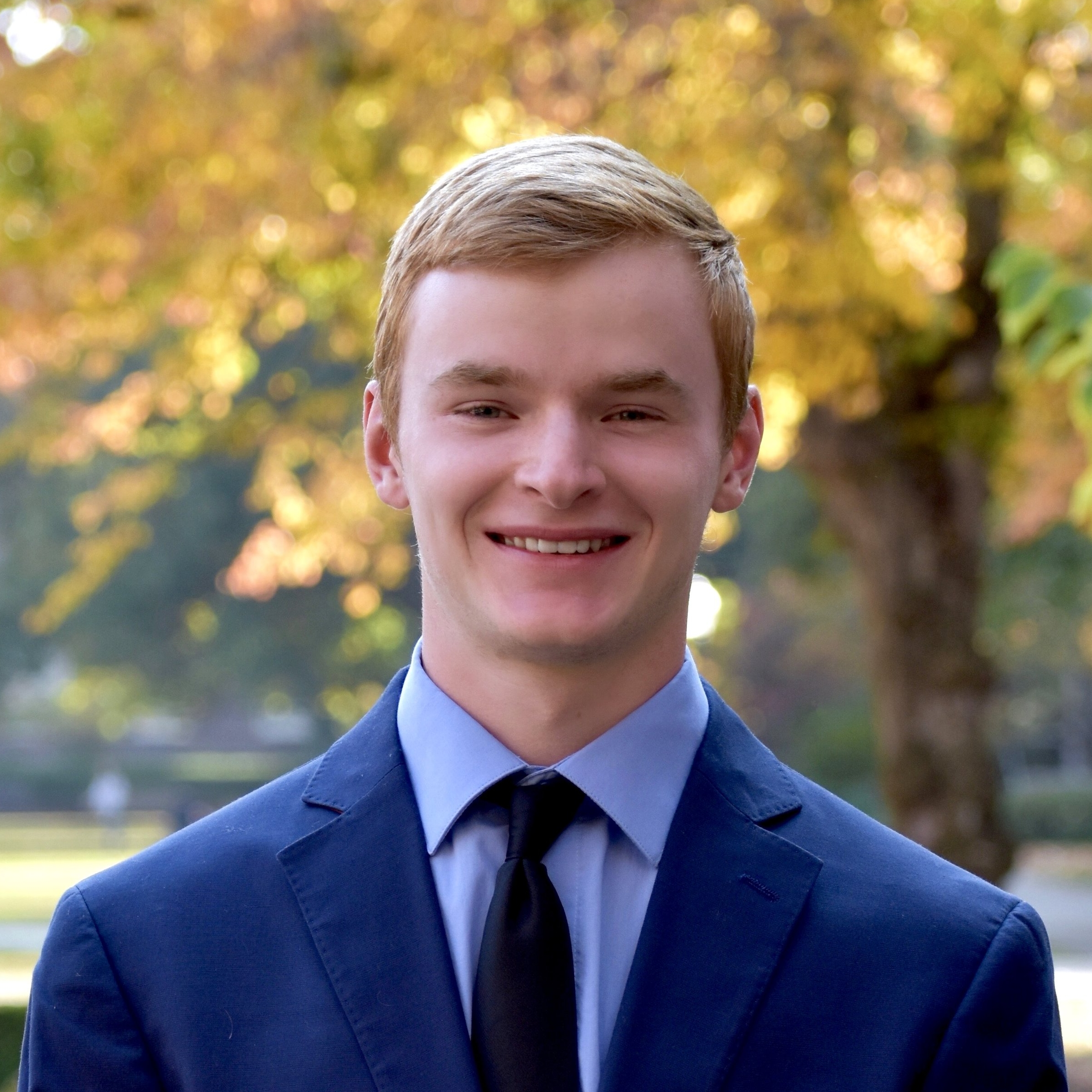 Kevin Martin   Director of Finance and Fundraising  Major: Business Administration  Minor: Economics