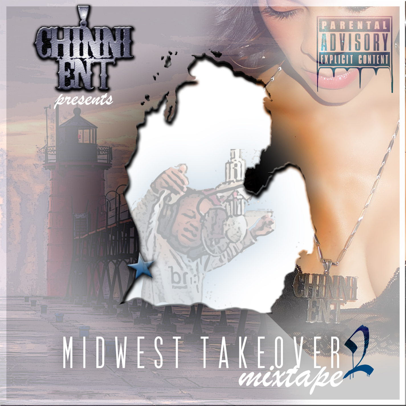 CHINNI ENT PRESENTS    Midwest Takeover 2 [Mixtape]