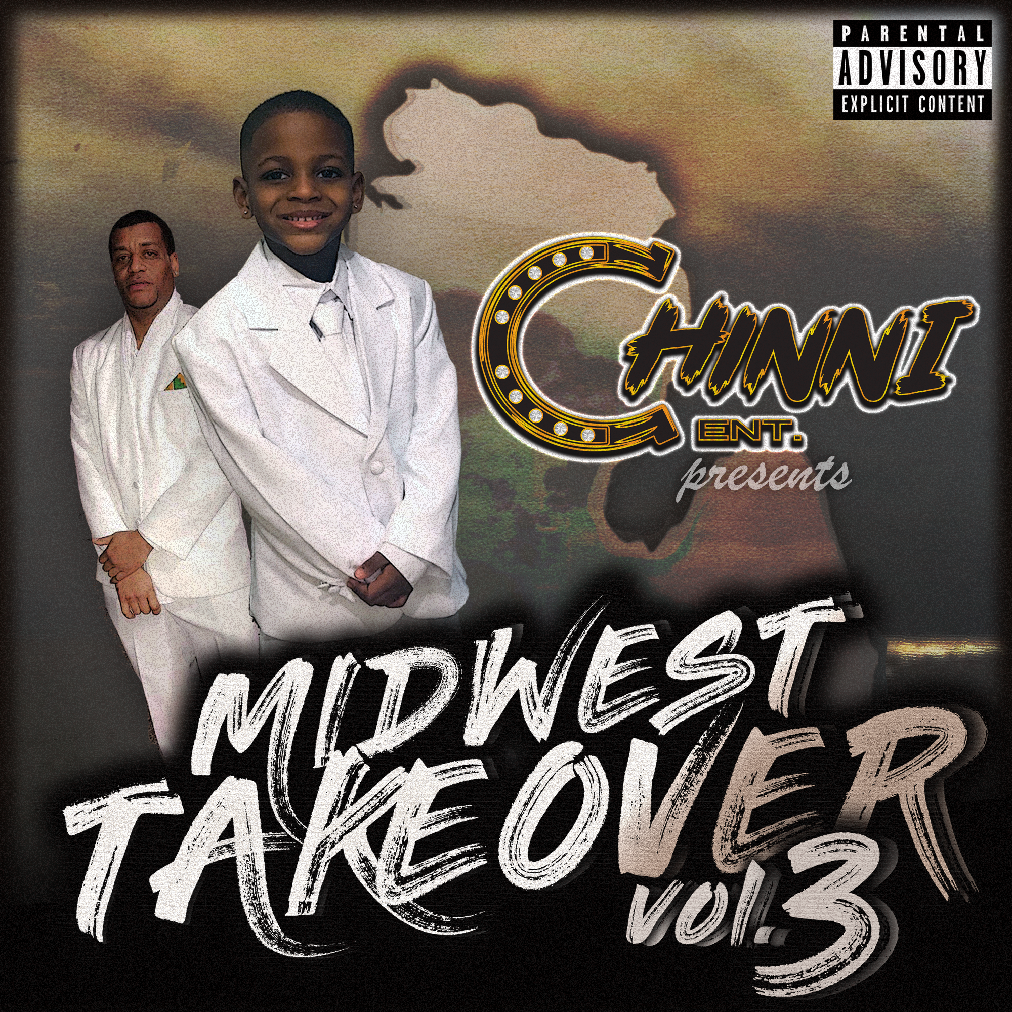 CHINNIENT Presents:Midwest Takeover Vol. 3 [Mixtape] - STREAM NOW ON SOUNDCLOUD