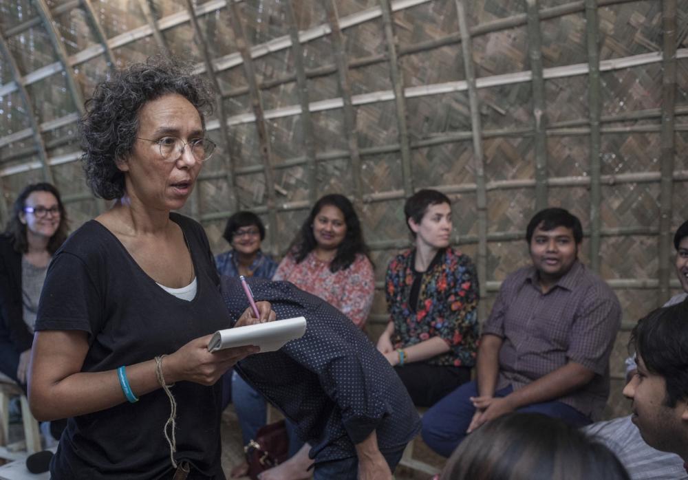 Open School East Part II: BLUELIGHT with Tina Rowe