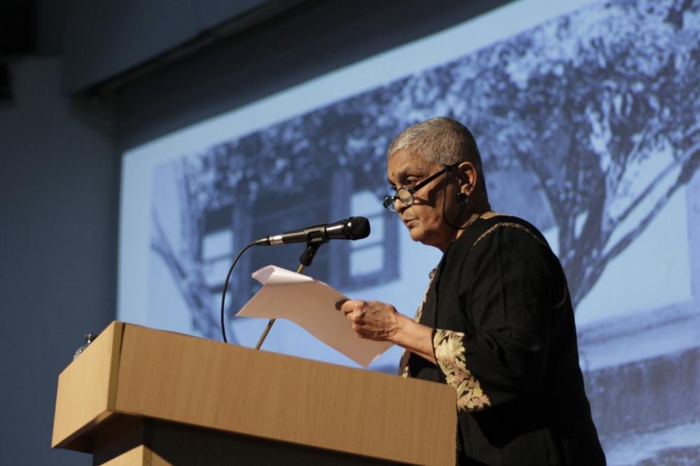 Closing Keynote Lecture: Gayatri Chakravorty Spivak