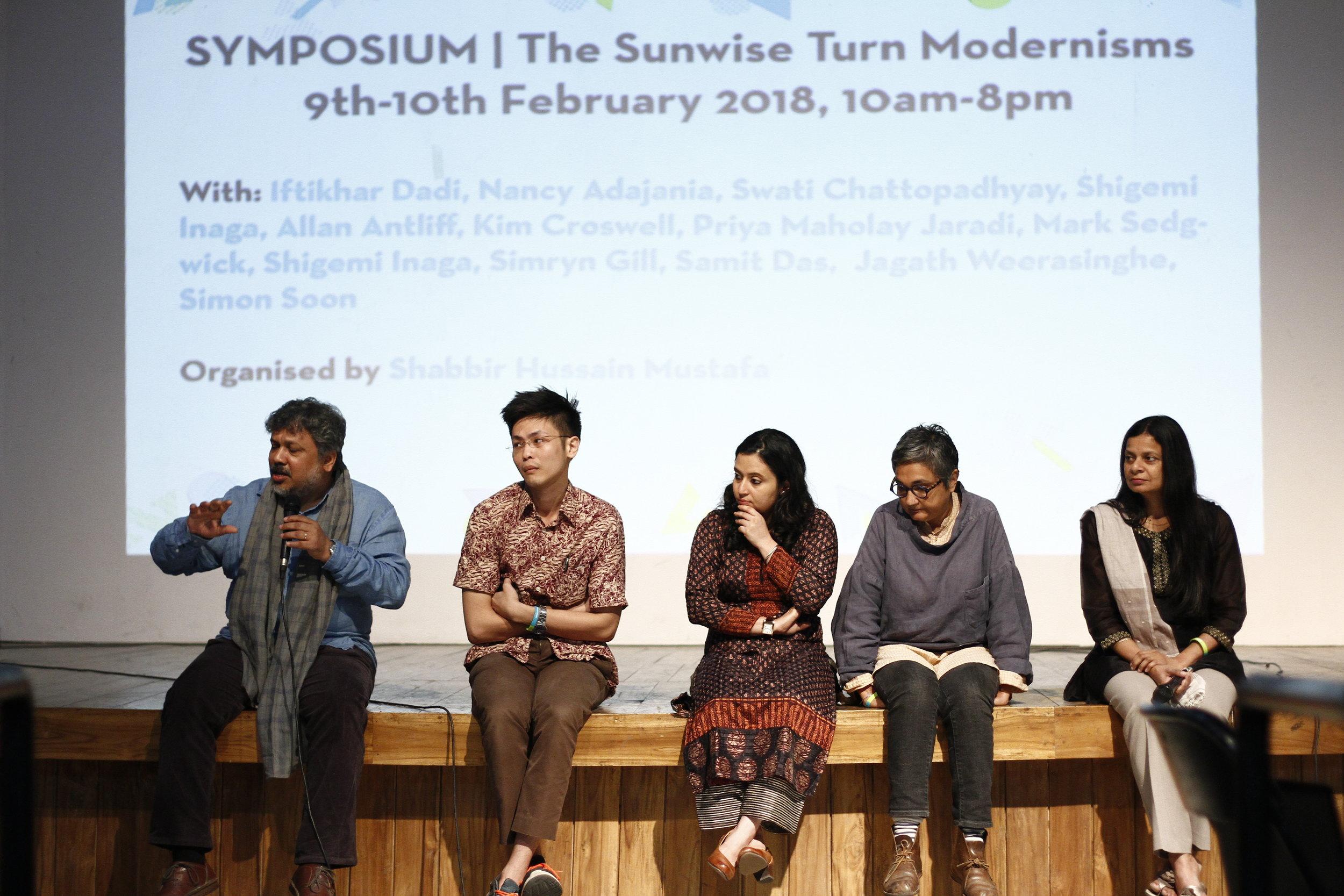 Panel Discussion between Samit Das, Simon Soon, Priya Maholay Jaradi, moderated by Swati Chattopadhyay