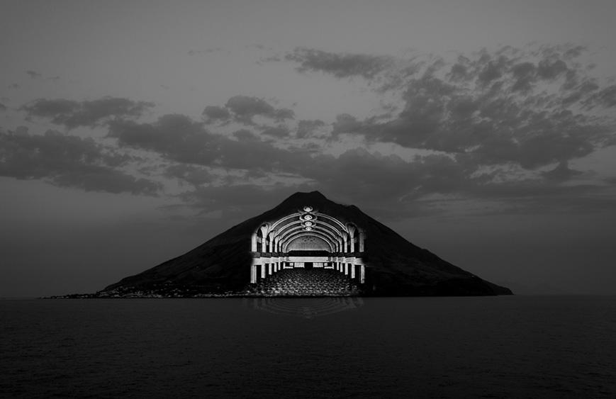 Runa Islam: Volcano Theatre Image