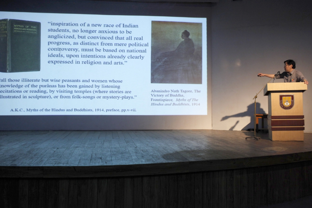 Shigemi Inaga, A.K. Coomaraswamy and Japan – A Tentative Overview