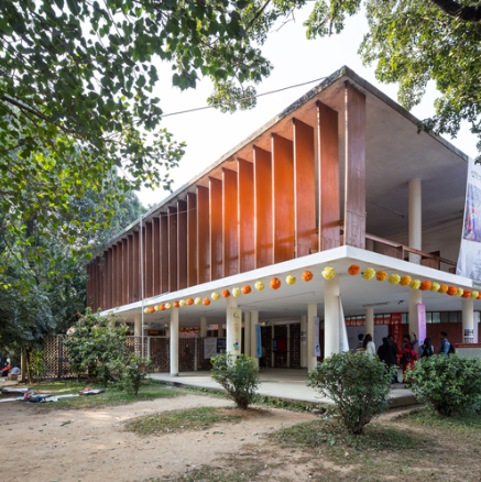 Muzahrul Islam, College of Arts and Crafts, Dhaka. Image credit Randhir Singh