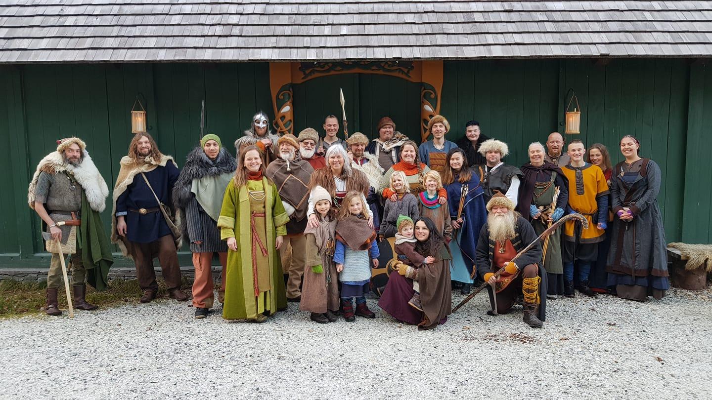 La vikingane våre ta deg...